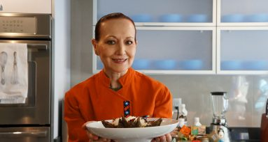 Chefs rinden homenaje a Patricia Quintana