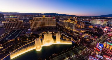 apertura NoMad Las Vegas
