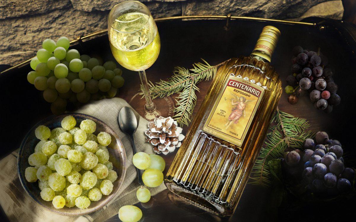 Tequila Centenario en Año Nuevo