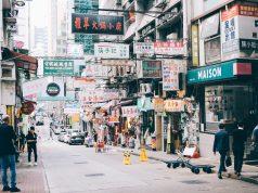 Hong Kong Macaou Michelin