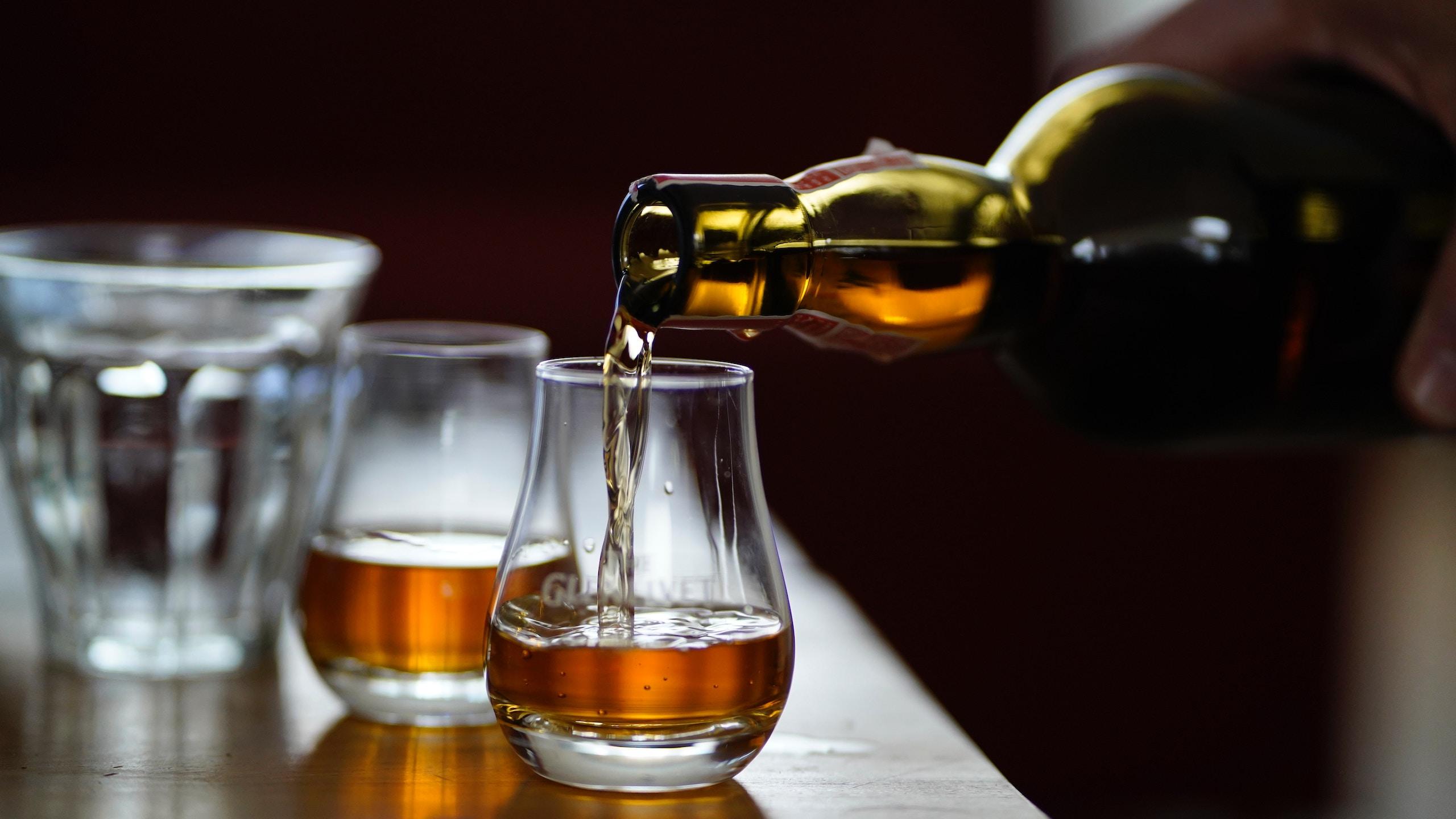 destilados, licores, regalar