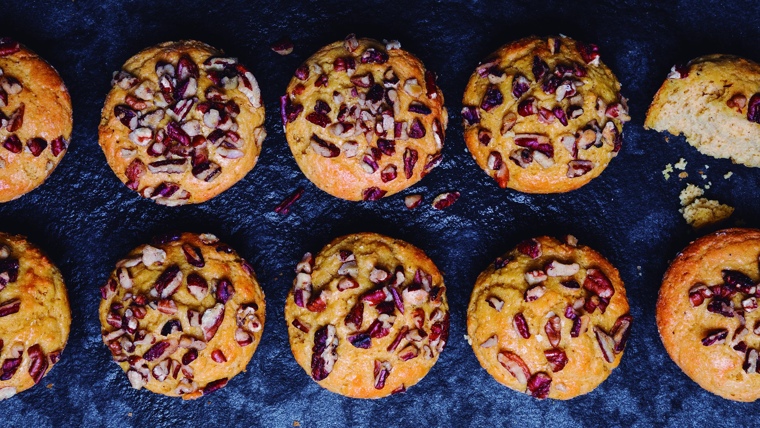 receta muffins de maracuyá