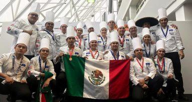 La Selección Nacional de Artes Culinarias