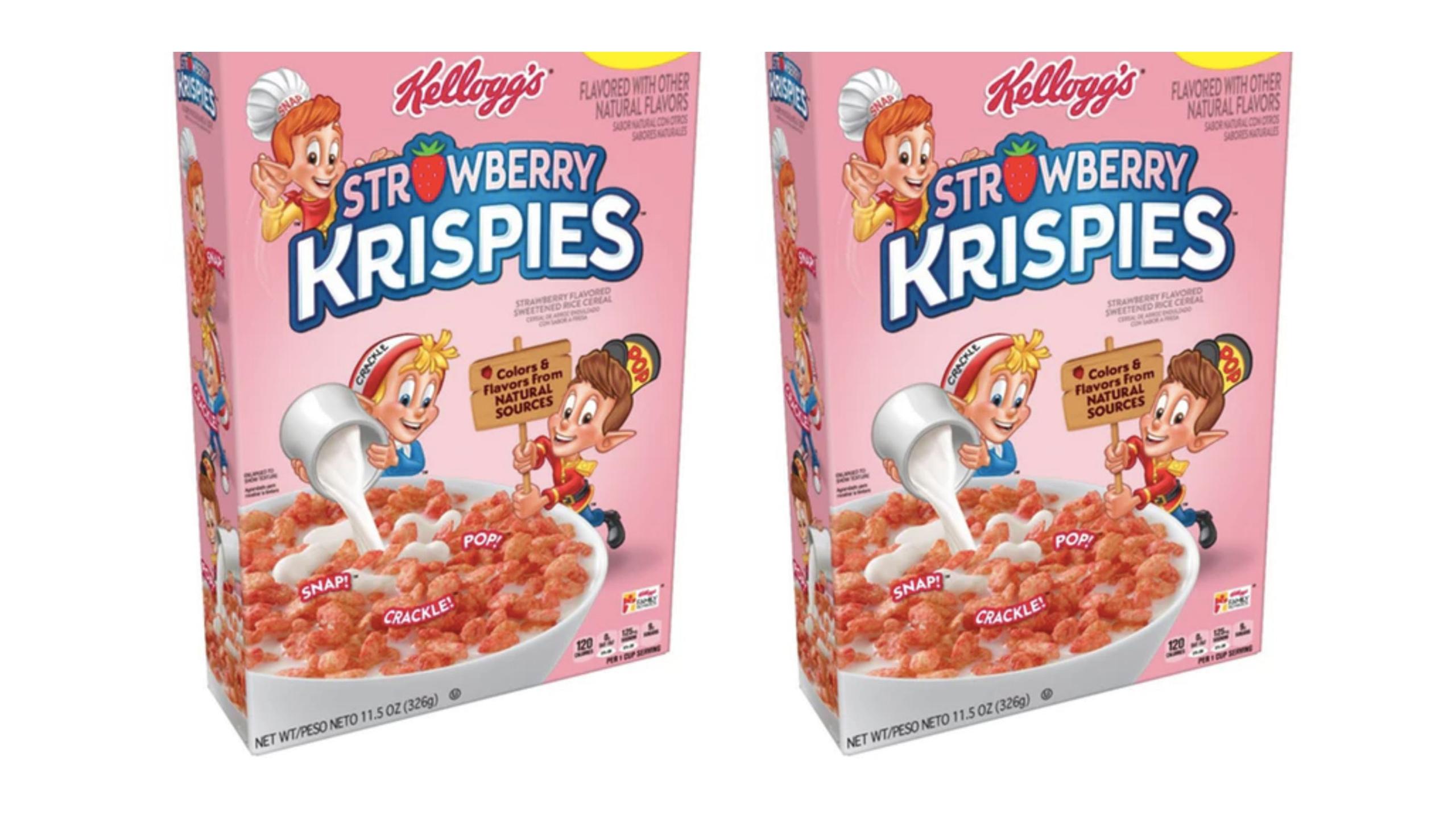 el cereal para los millennials