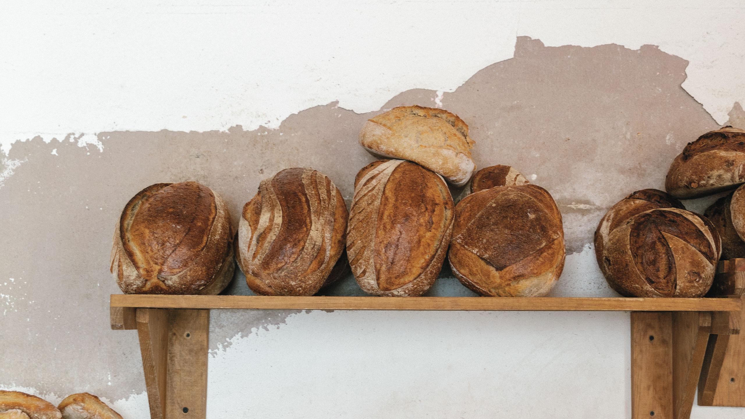 pan masa madre boulenc