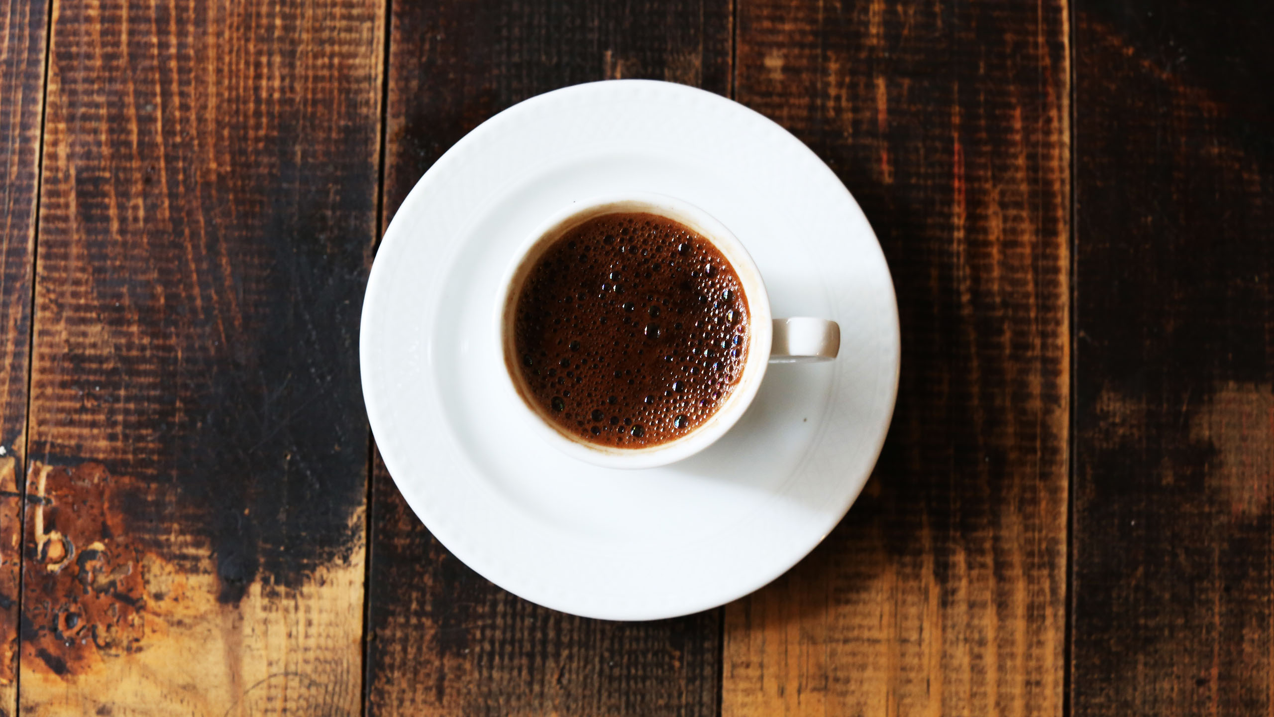 Podríamos quedarnos sin café