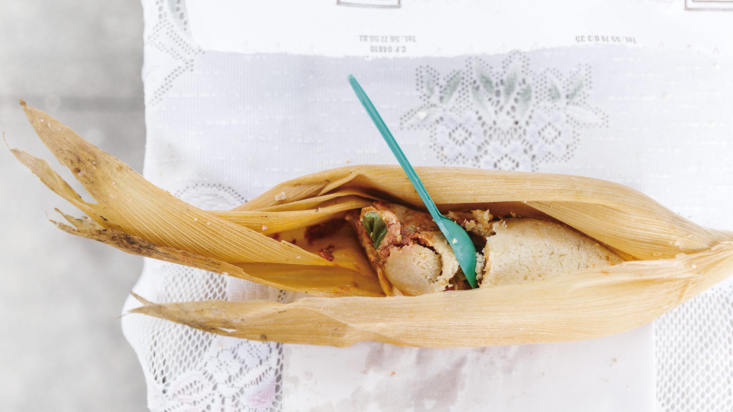 tamales Día de la Candelaria