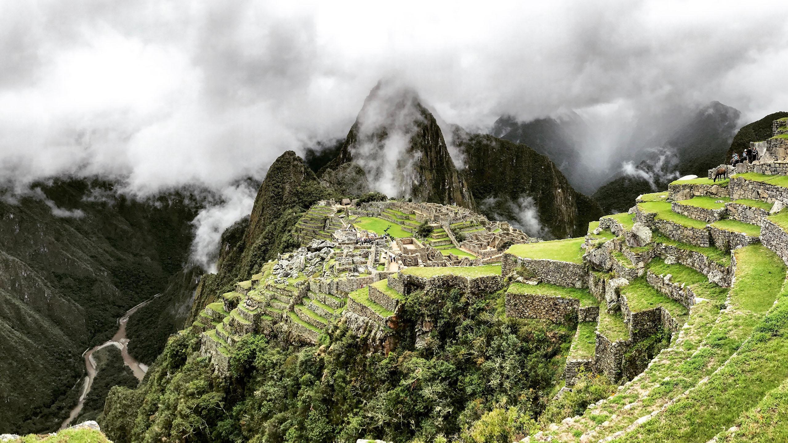 Machu Pichu ya es apto para conocerse en silla de ruedas