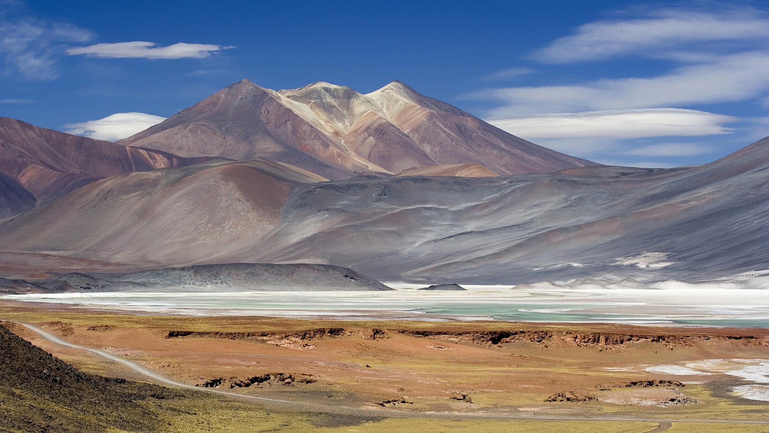 montañas sudamérica