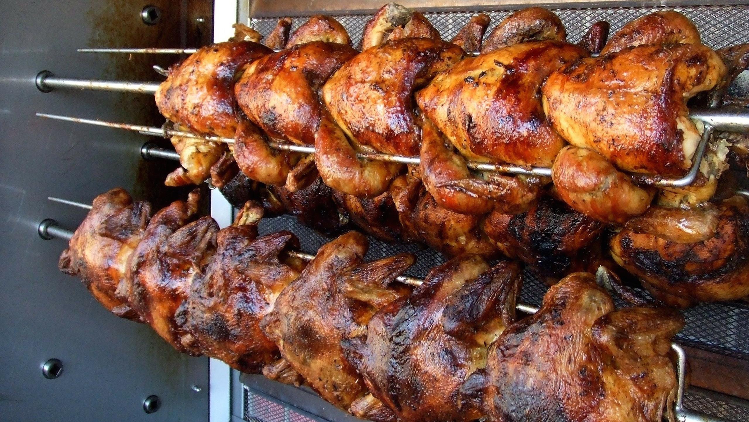 rosticería , rosticerías, pollo rostizado