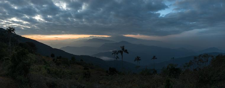 minca montaña colombia