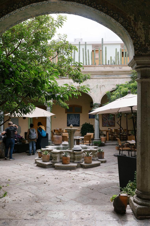 hoteles en Oaxaca