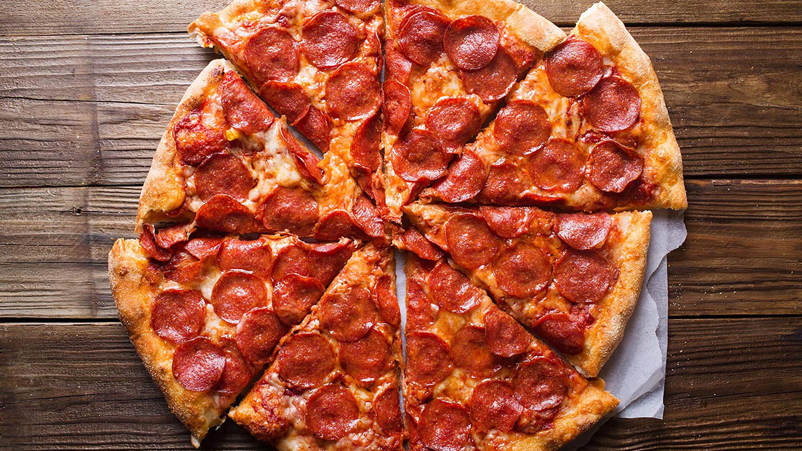 La pizza es más nutritiva que un bowl de cereal