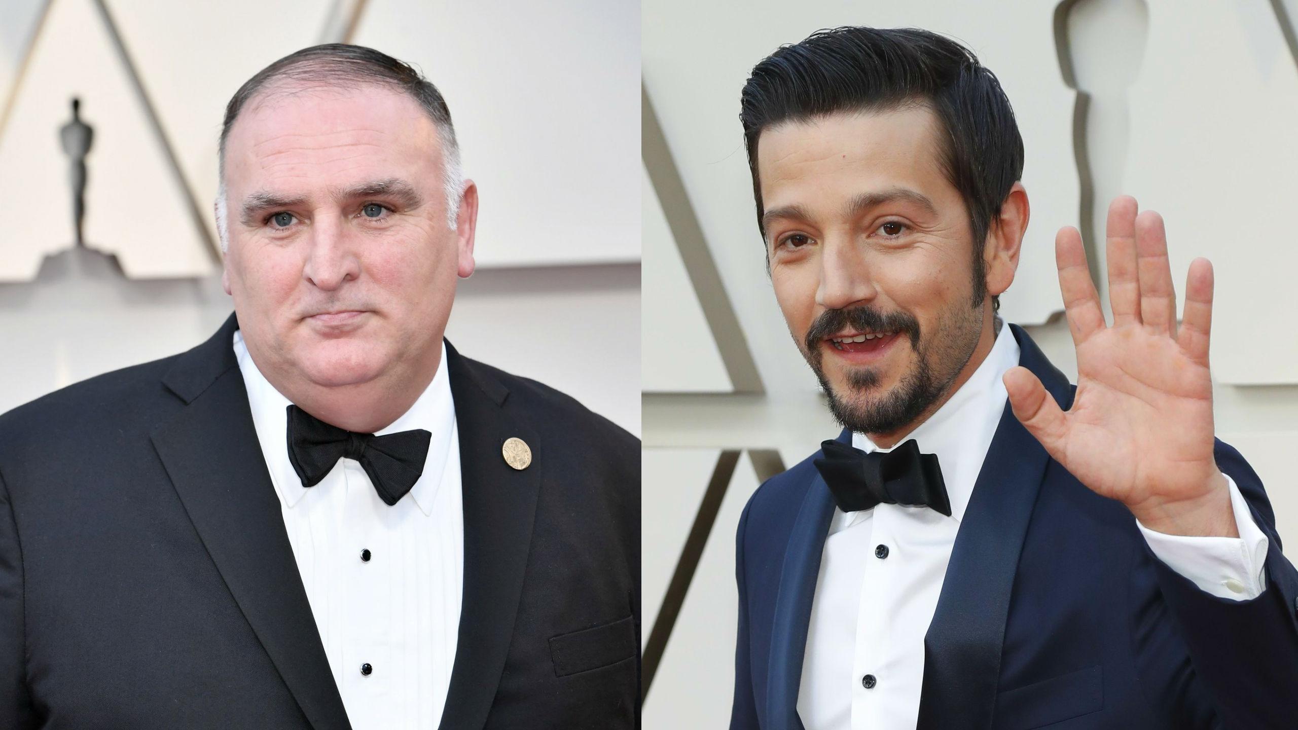 La importancia de José Andrés en los Premios Oscar