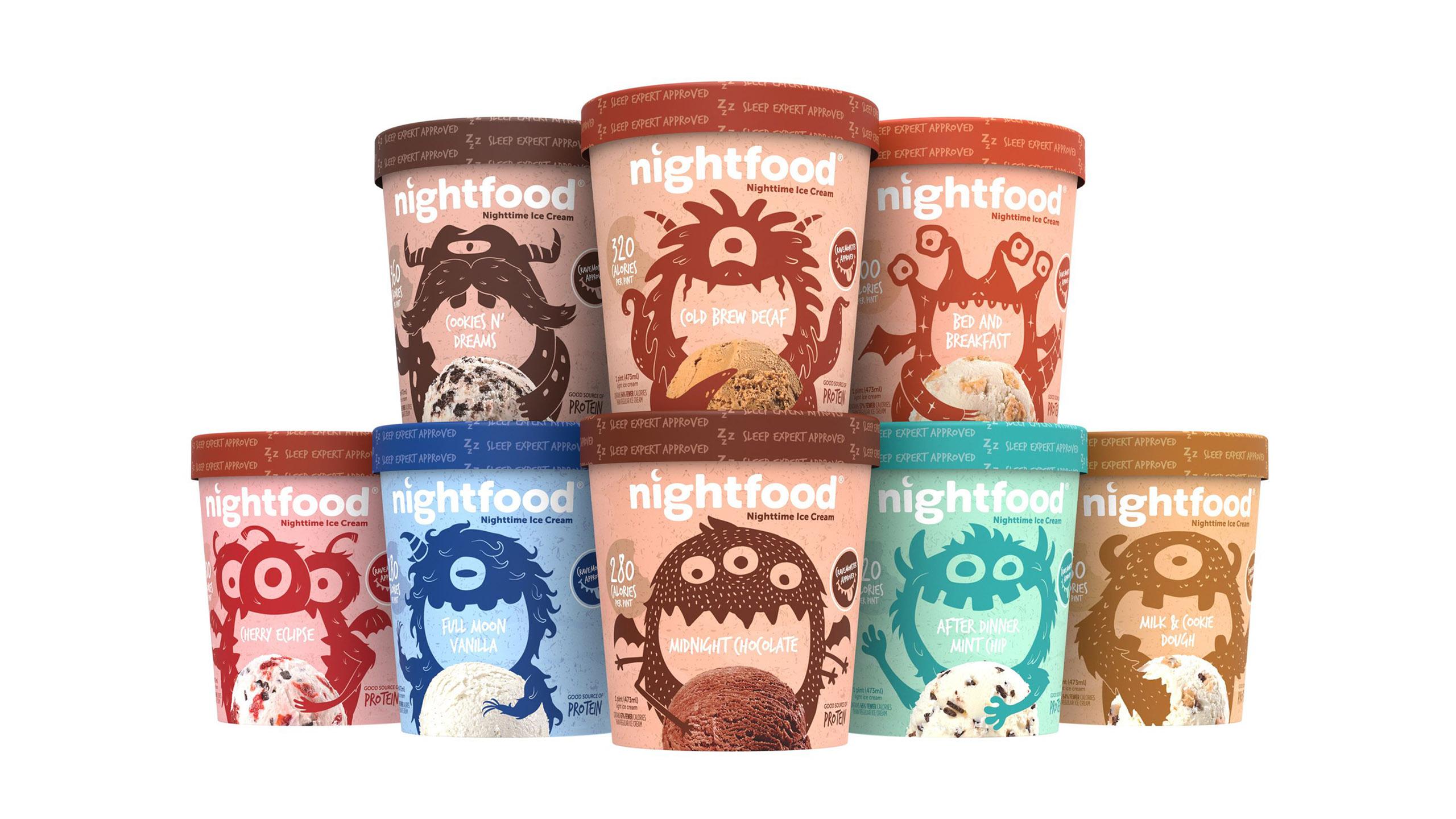 Este helado te ayudará a conciliar el sueño