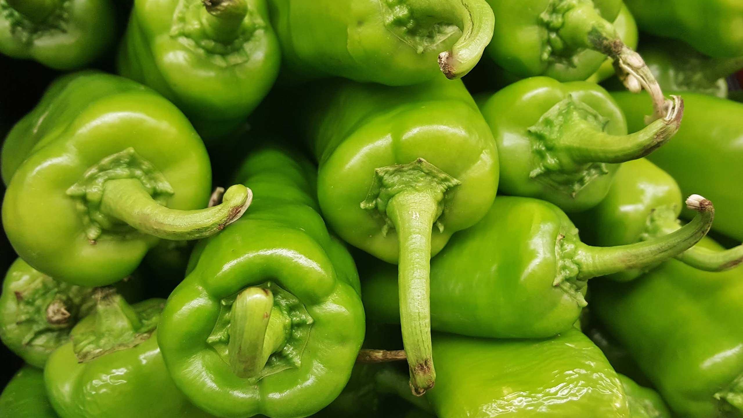 chiles tatemados