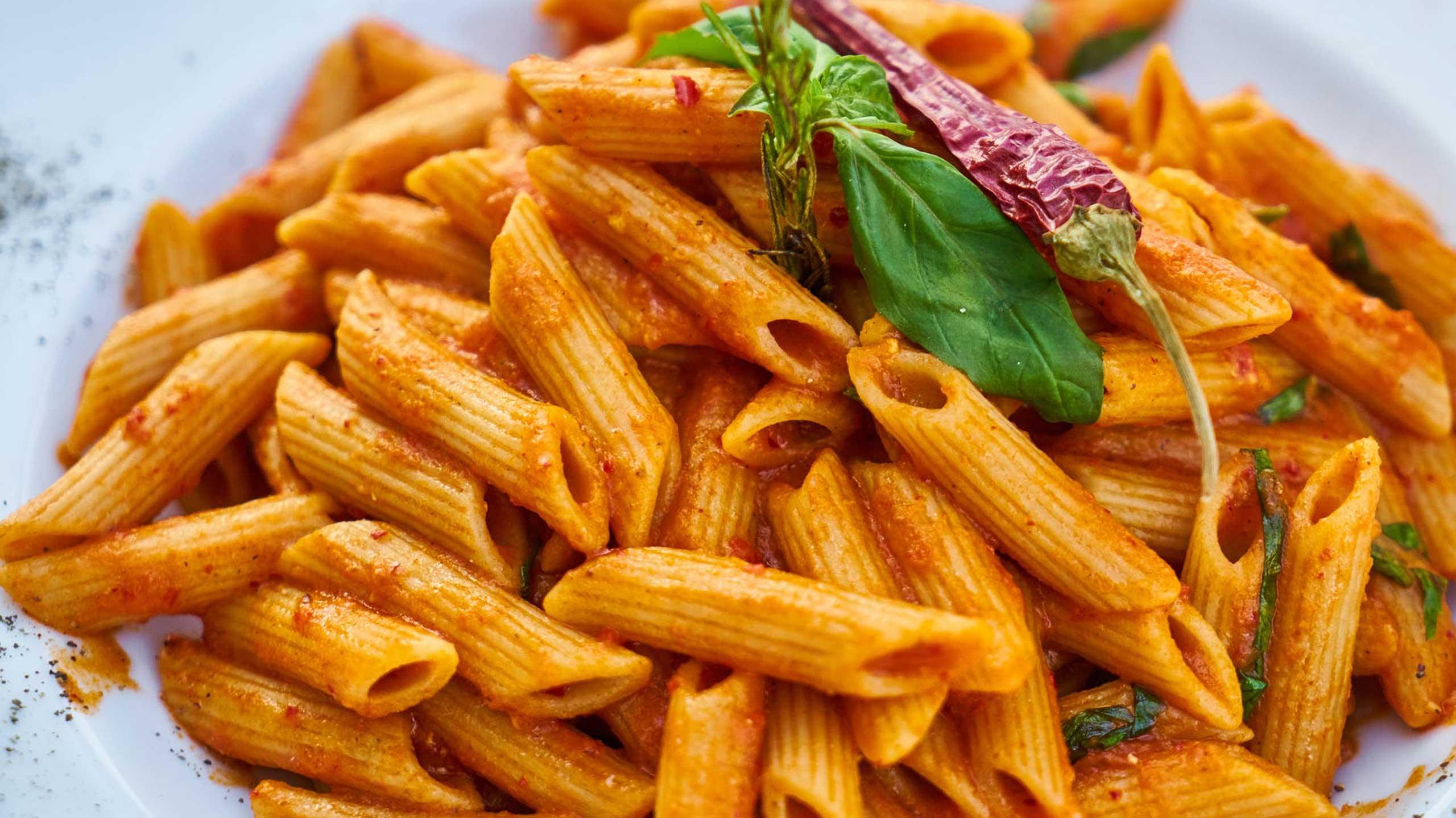 salsa de pasta