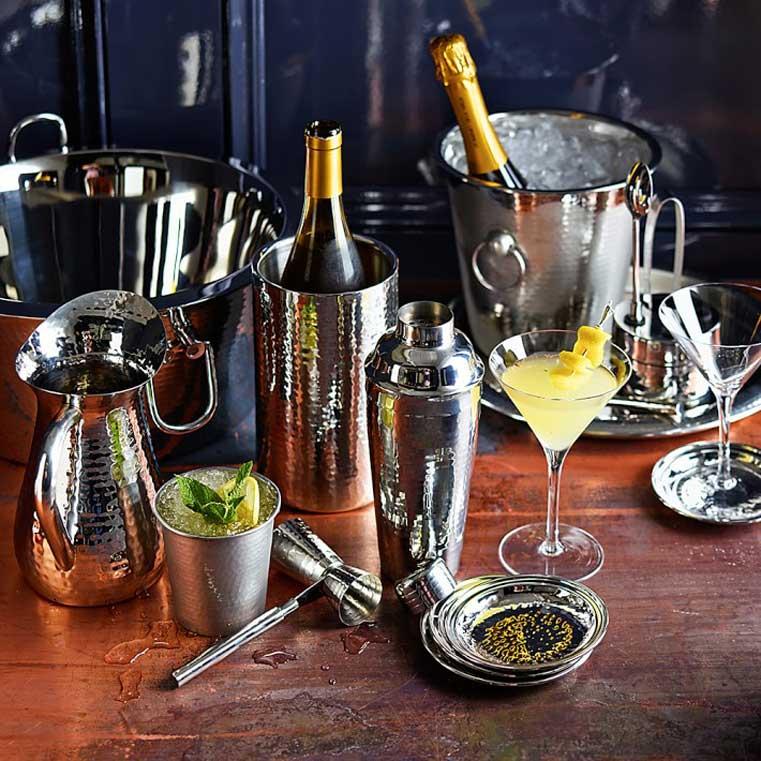 barra de martinis