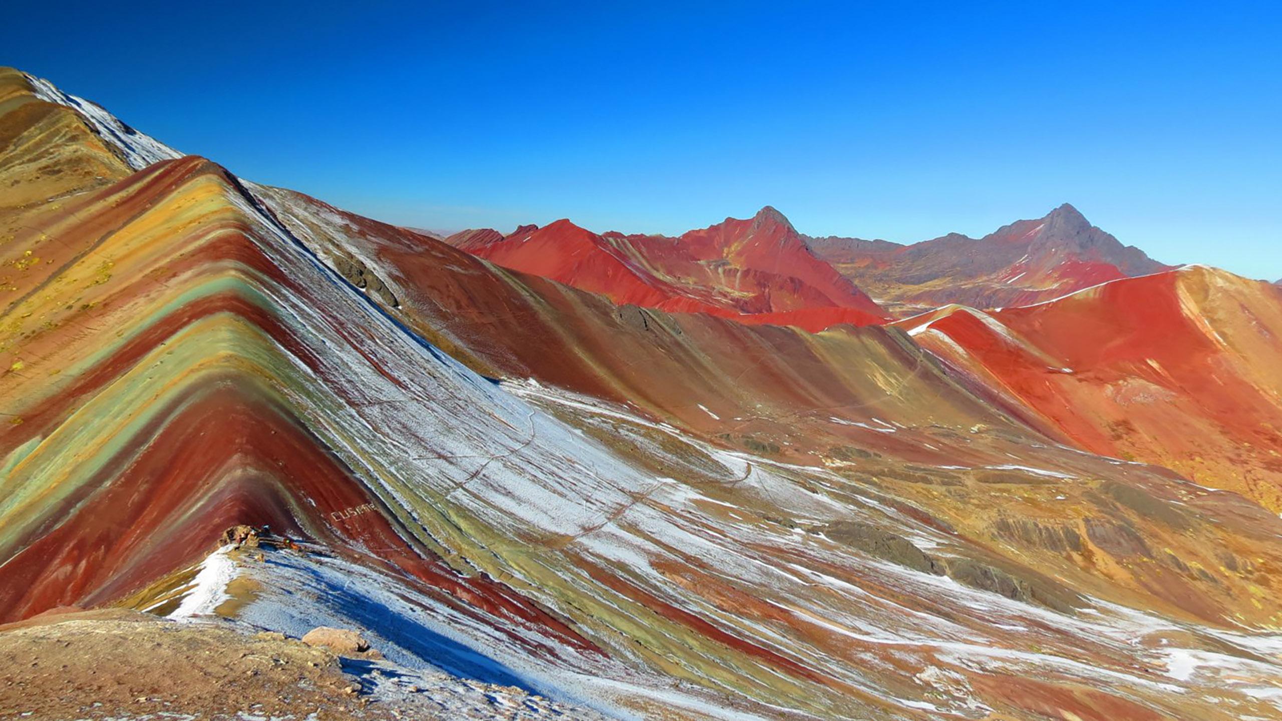 Los lugares más coloridos del mundo