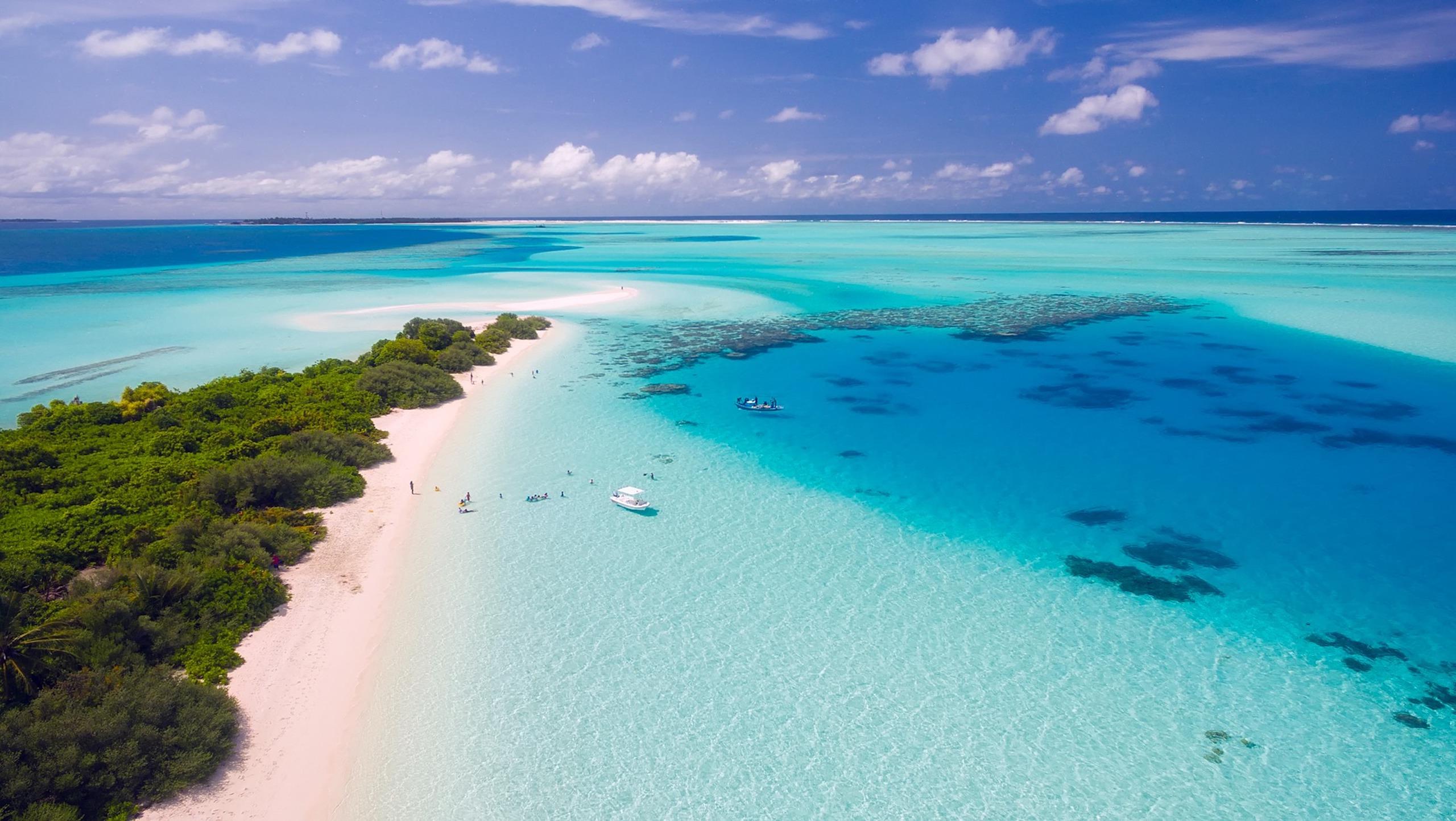 hoteles en islas, isla