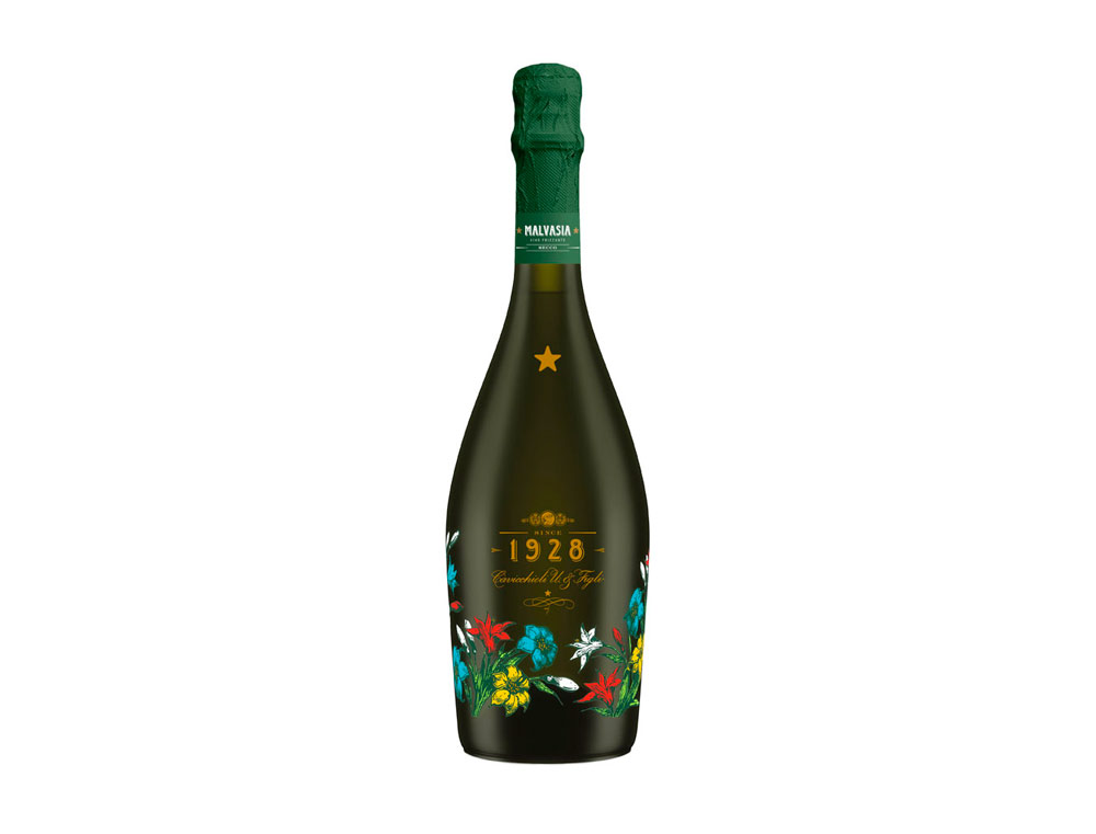 botellas primavera