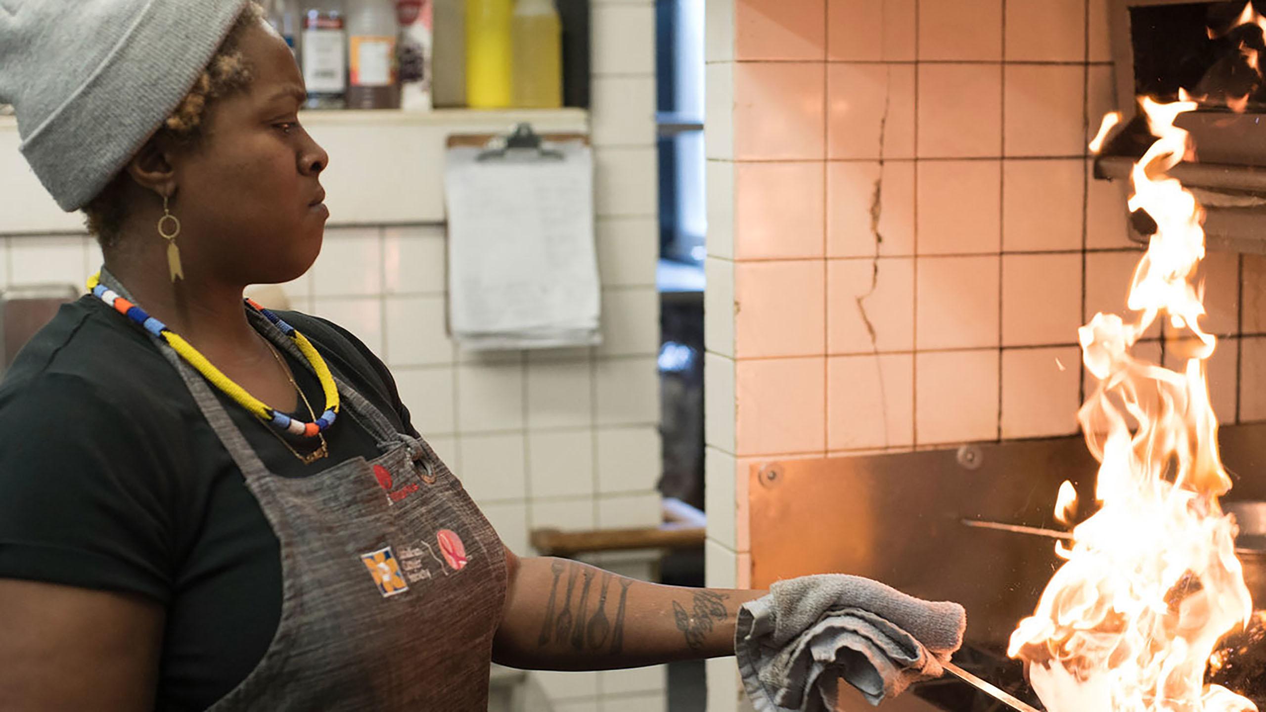 El documental de chefs mujeres