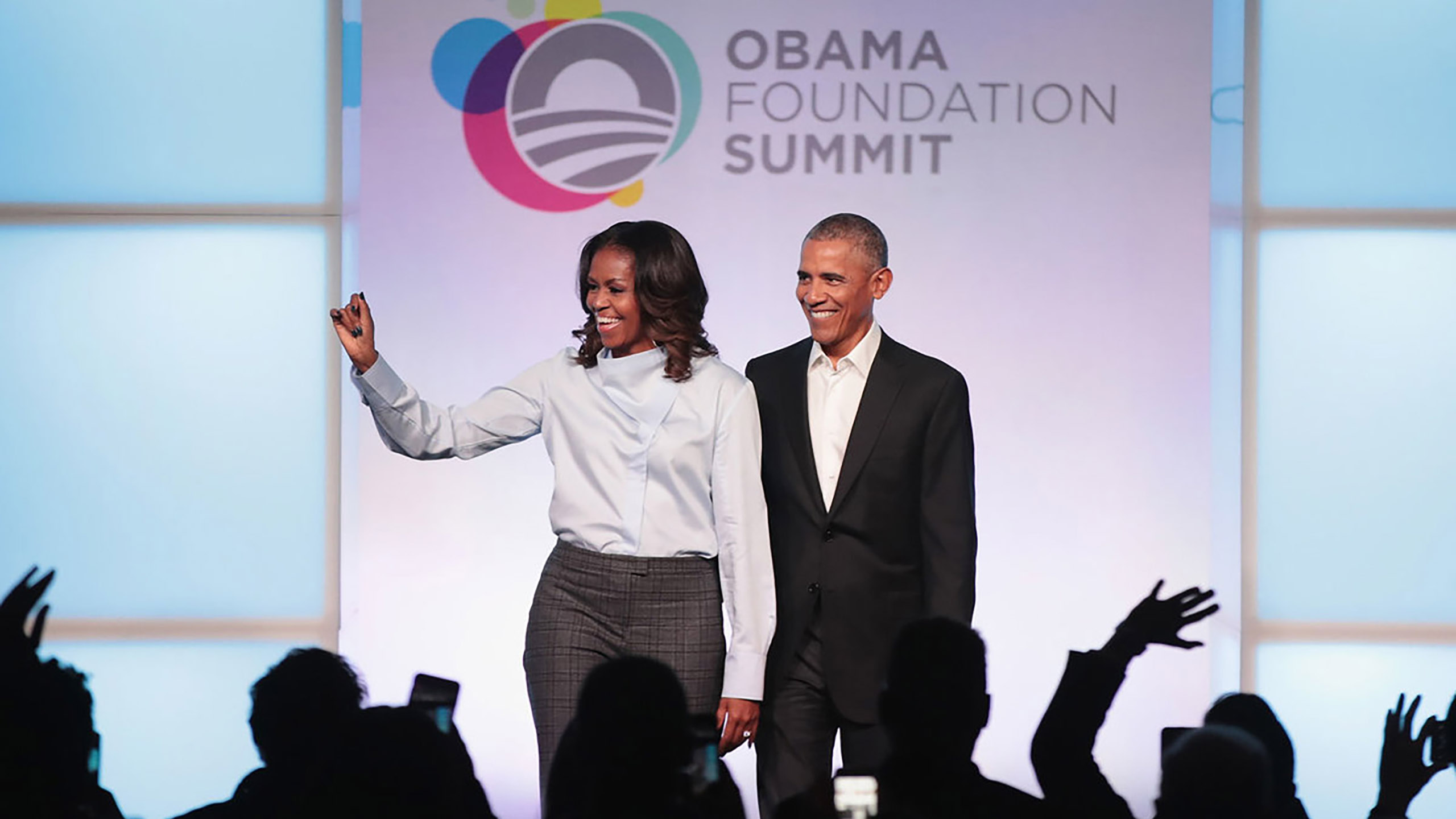 Obamas anuncian proyecto con Netflix