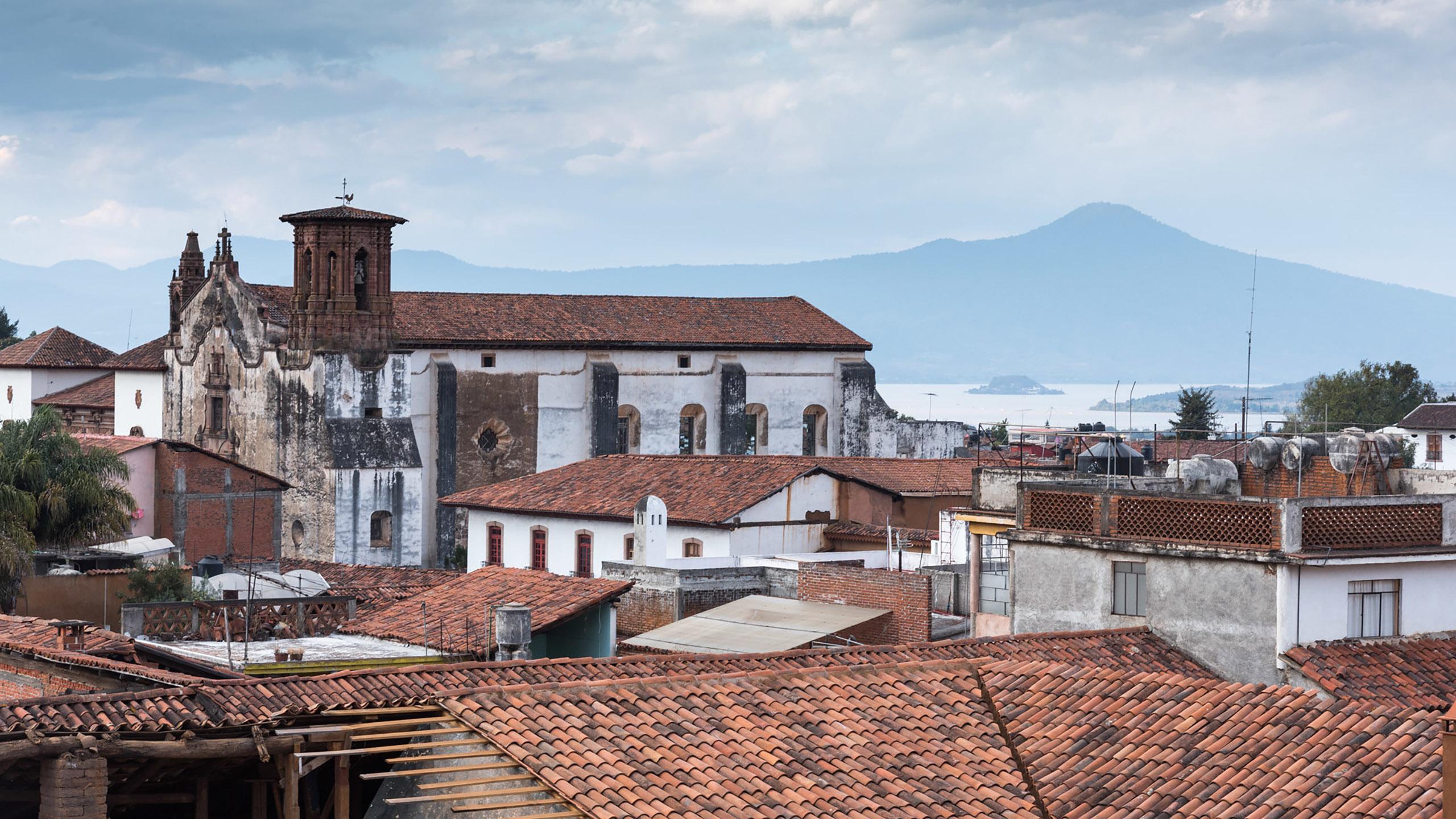 pueblo, pueblo mágico, México, Pátzcuaro