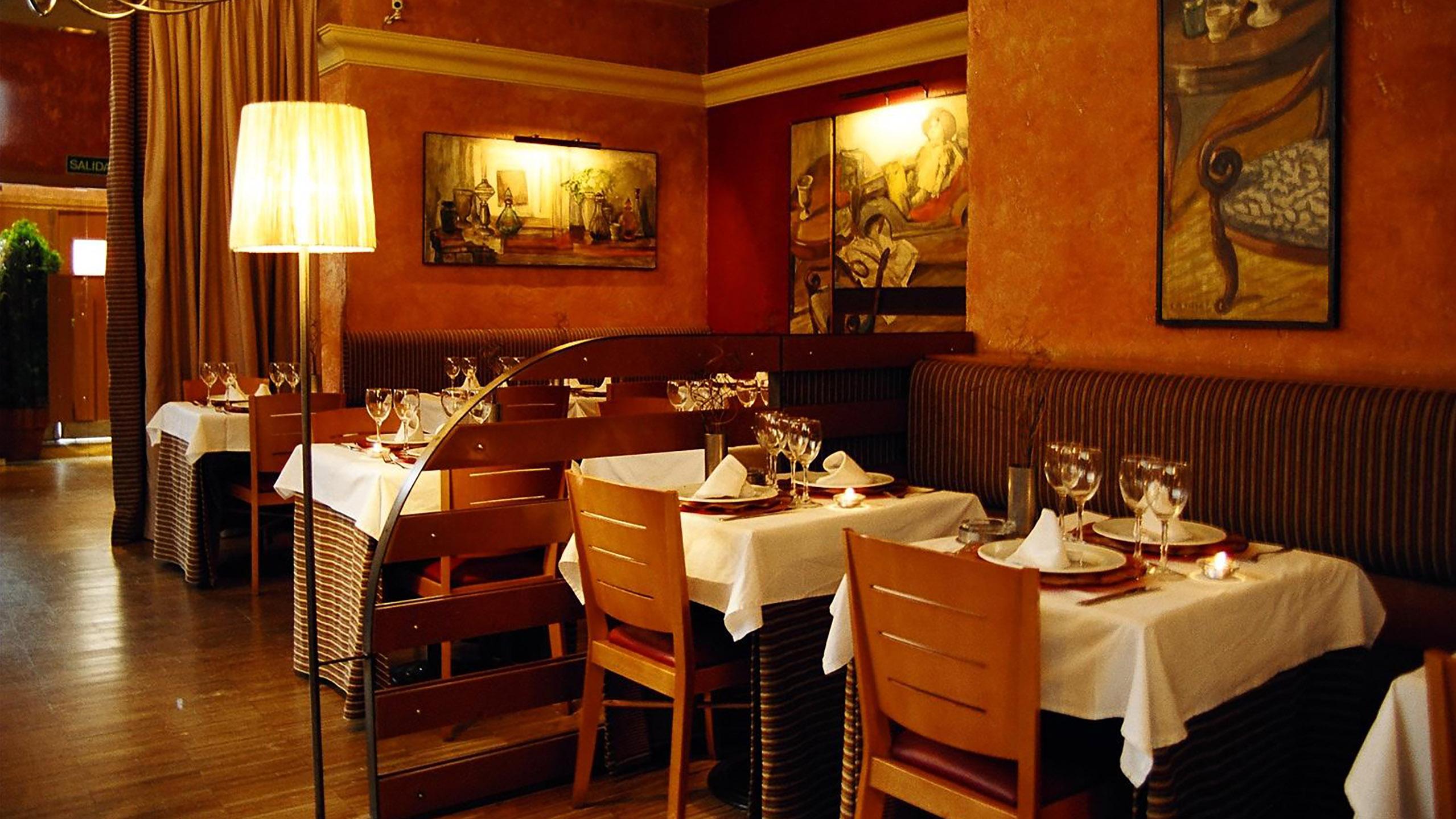 cocina de autor, restaurante, fine dining