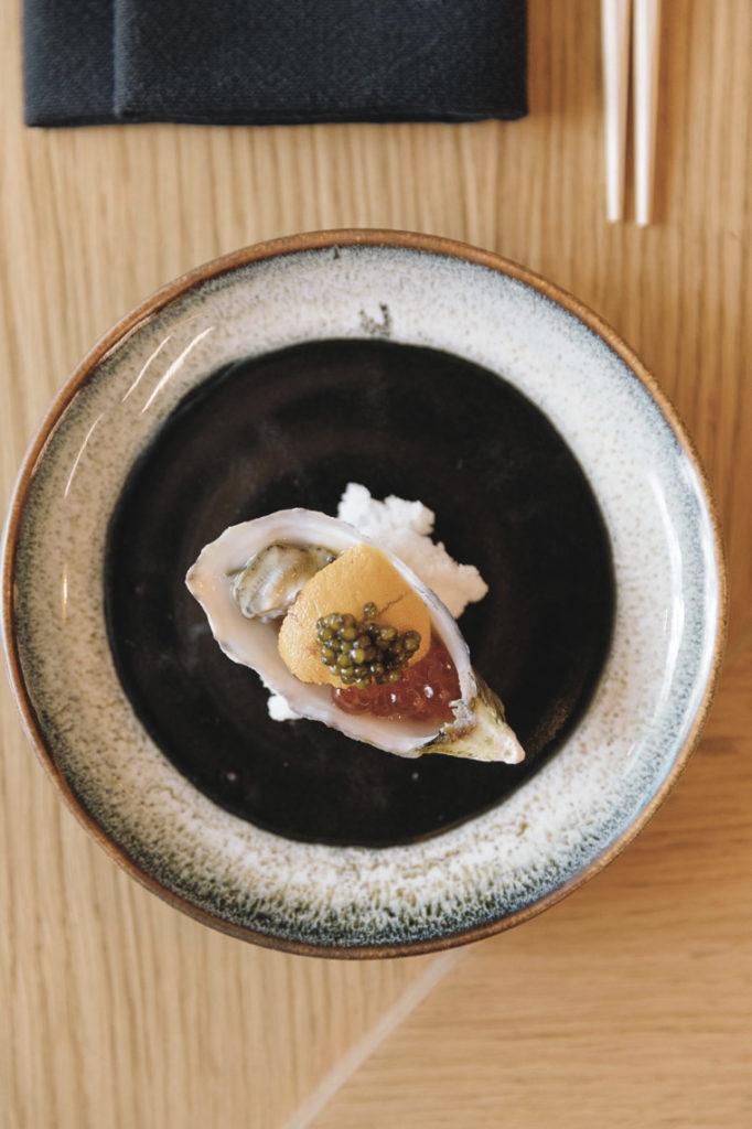 batta sushi entrada