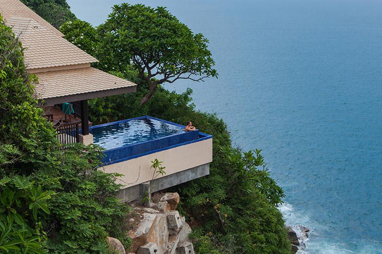 alberca infinity, pool, Acapulco