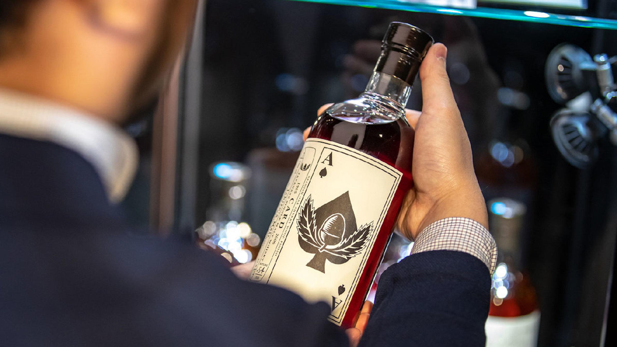 whiskey japonés