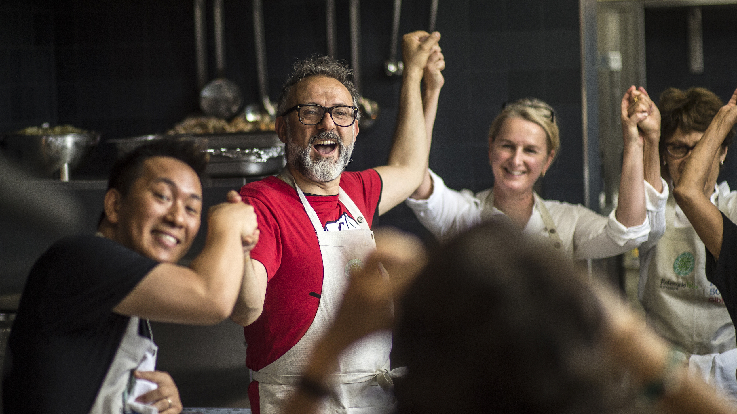 massimo bottura food for soul