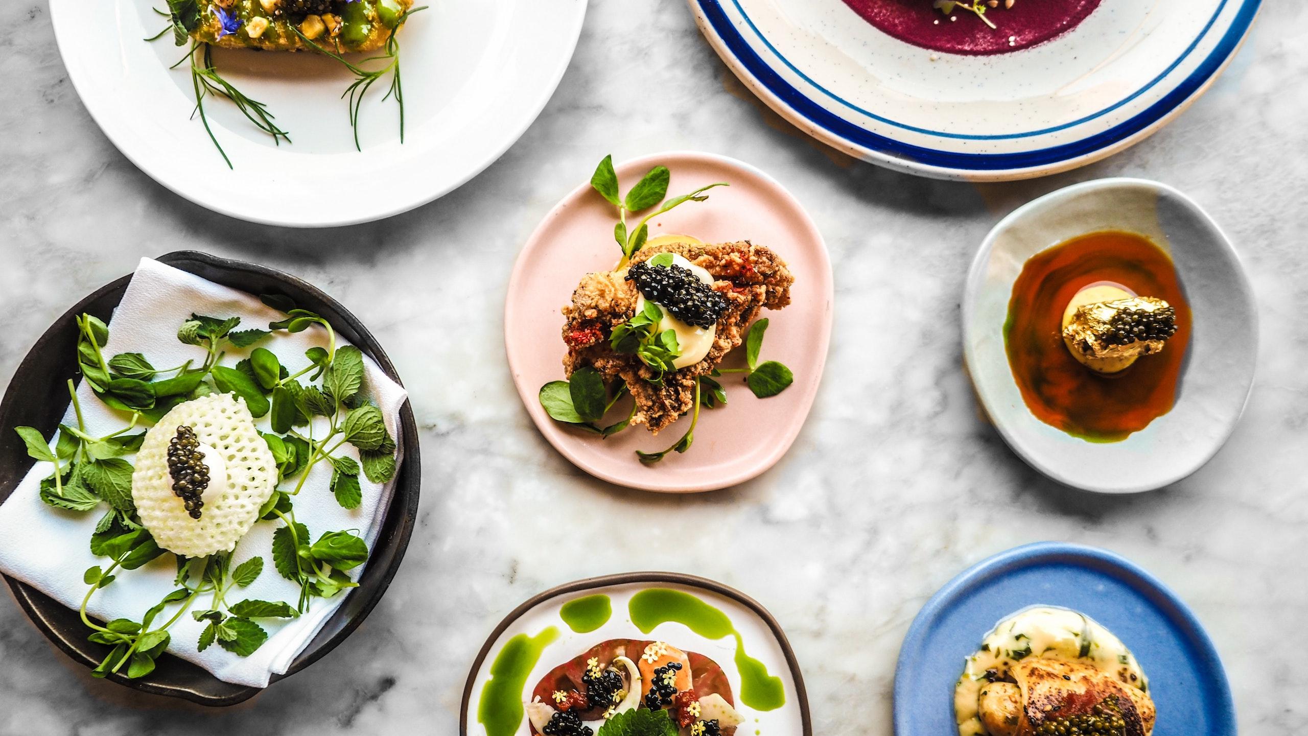 agenda food & Wine