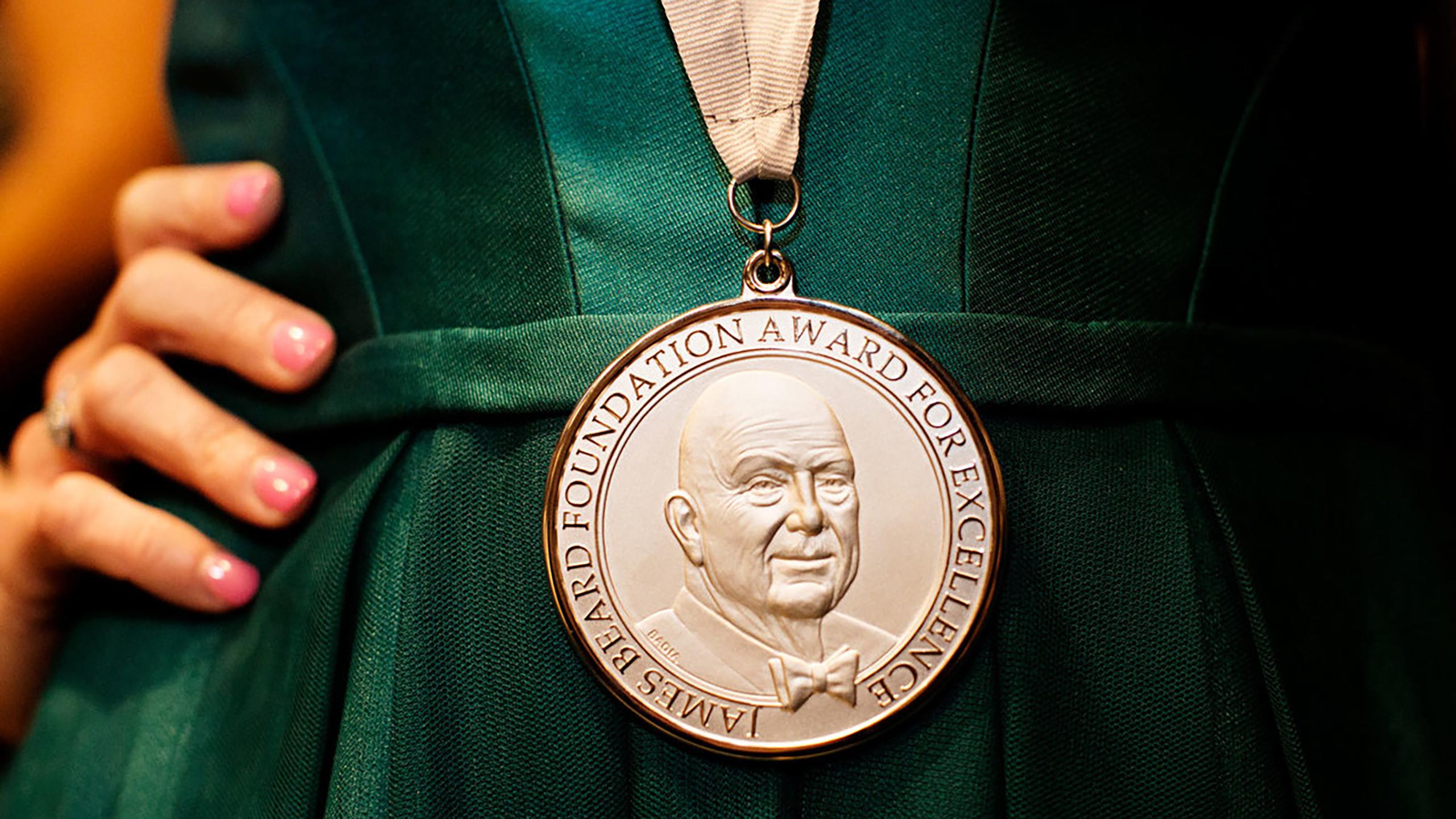 lista de nominados, nominados al James Beard