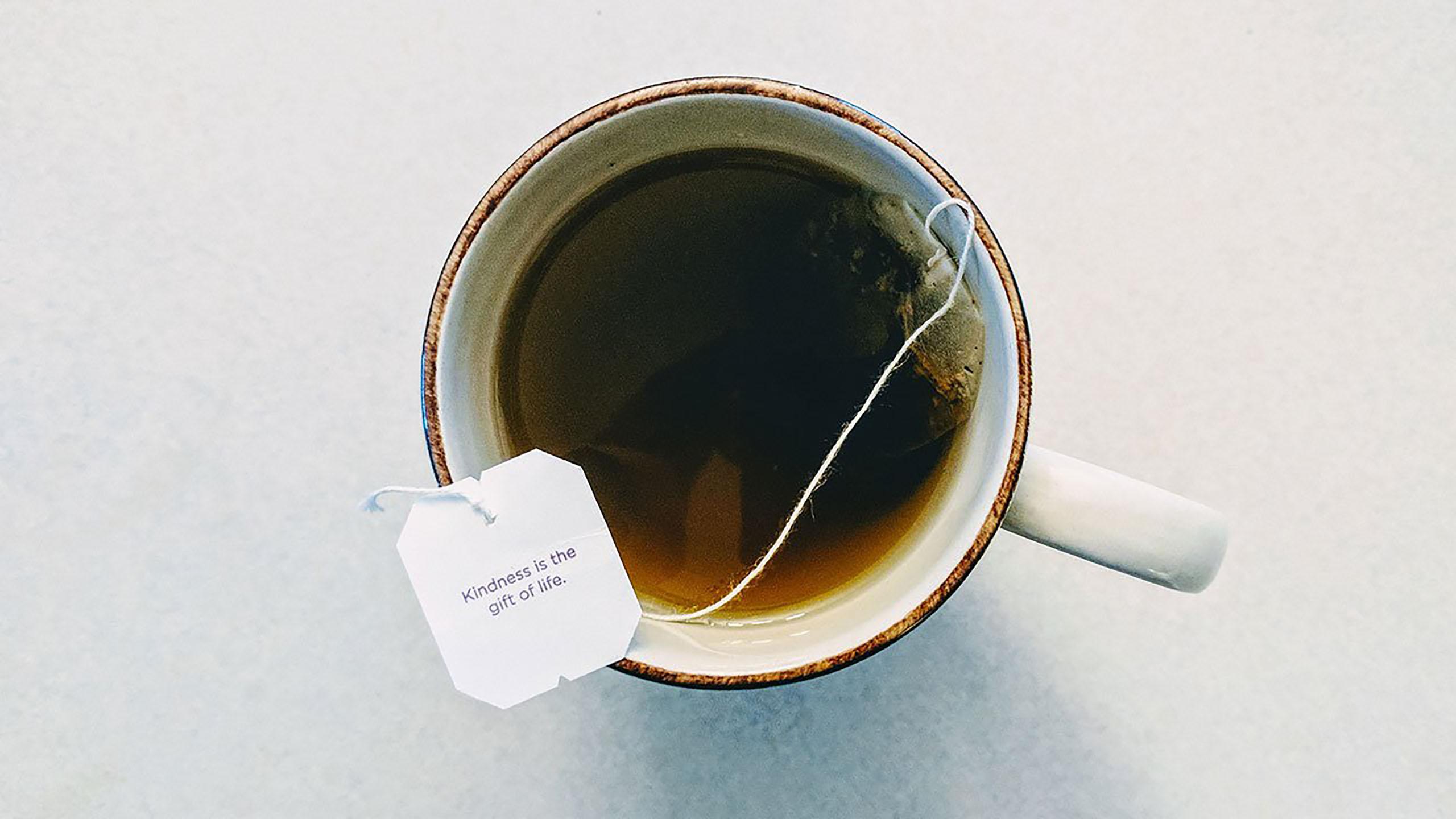 tés, bolsas de té, infusiones