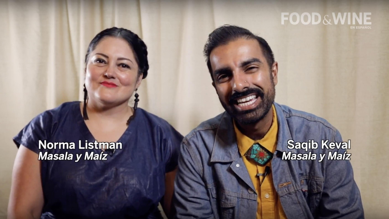 Best New Chefs, Masala y Maíz, Norma Listman, Saqib Keval
