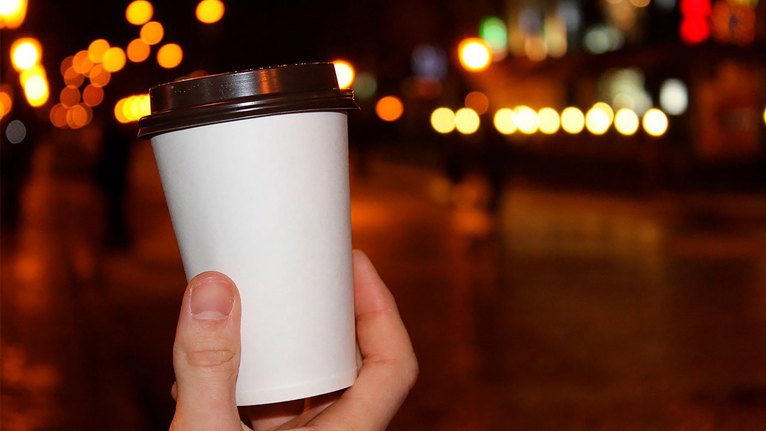 café, vaso de café
