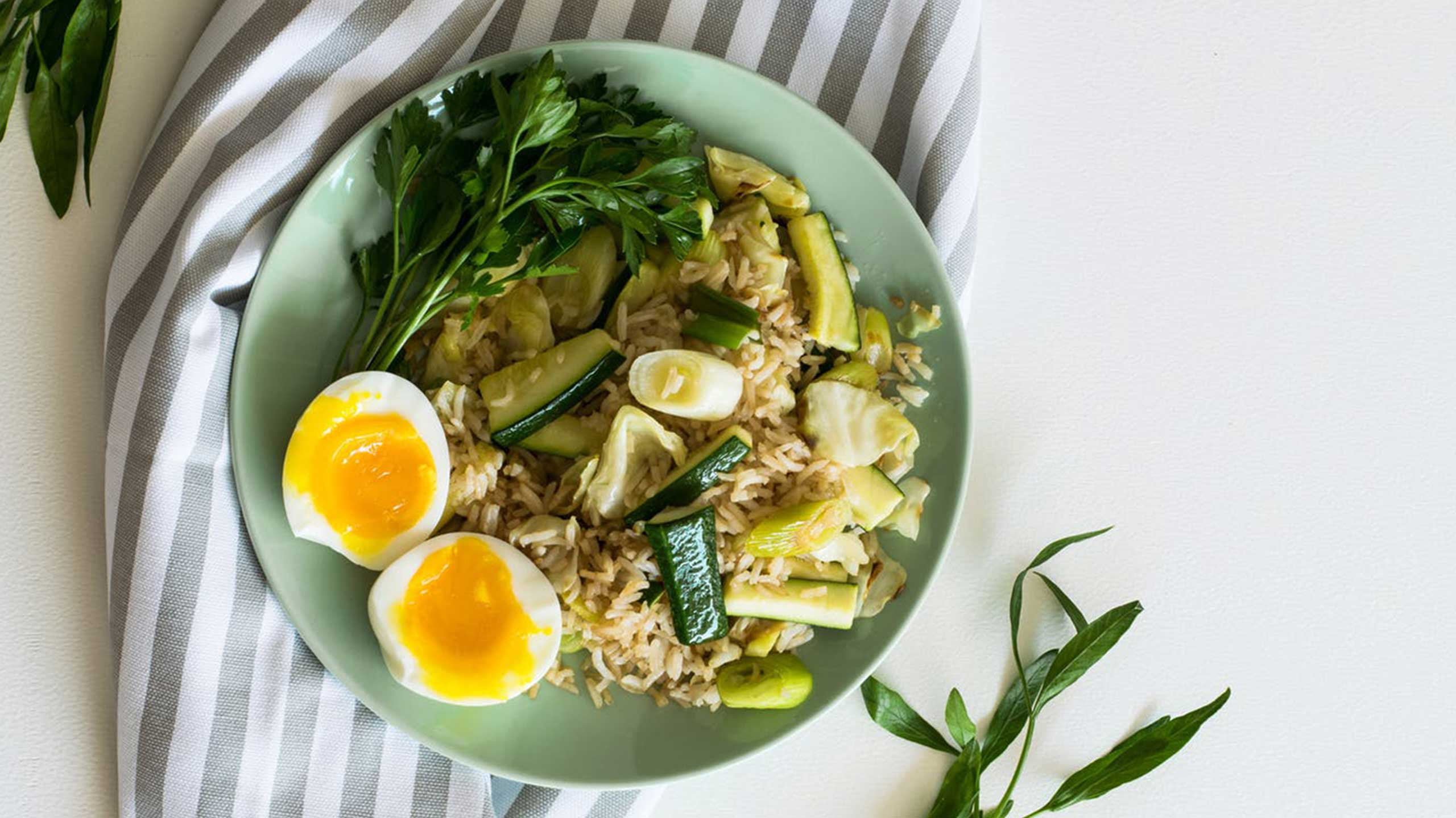 5 ideas para preparar arroz entre semana