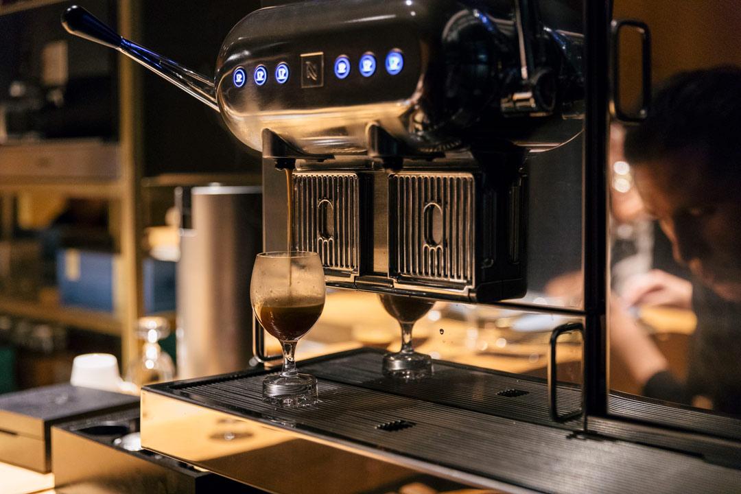 nespresso cafe
