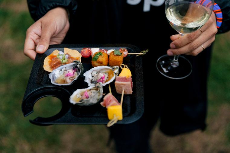 Food & Wine Festival MX bites