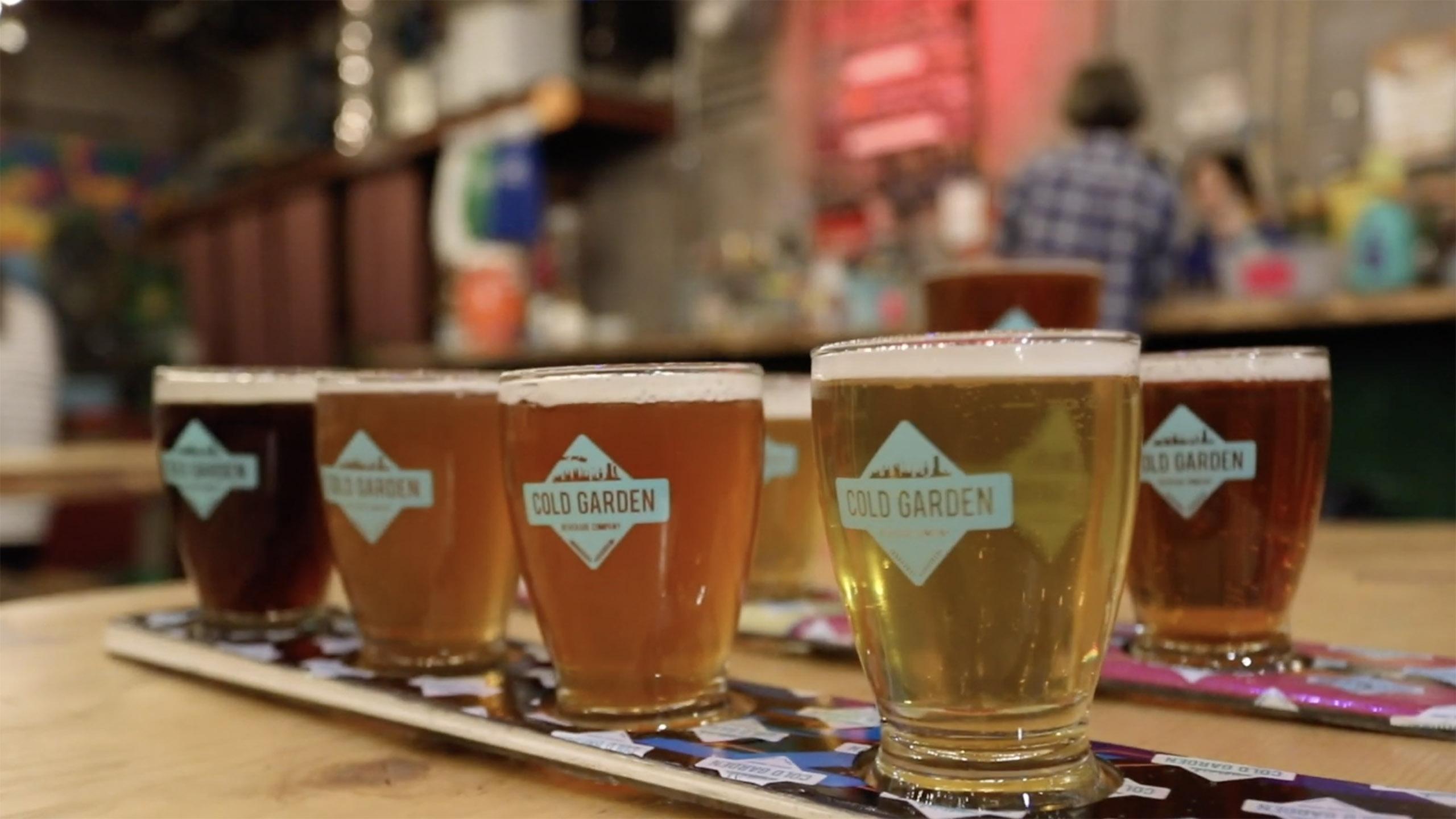 Cold Garden, cerveza, cerveza artesanal