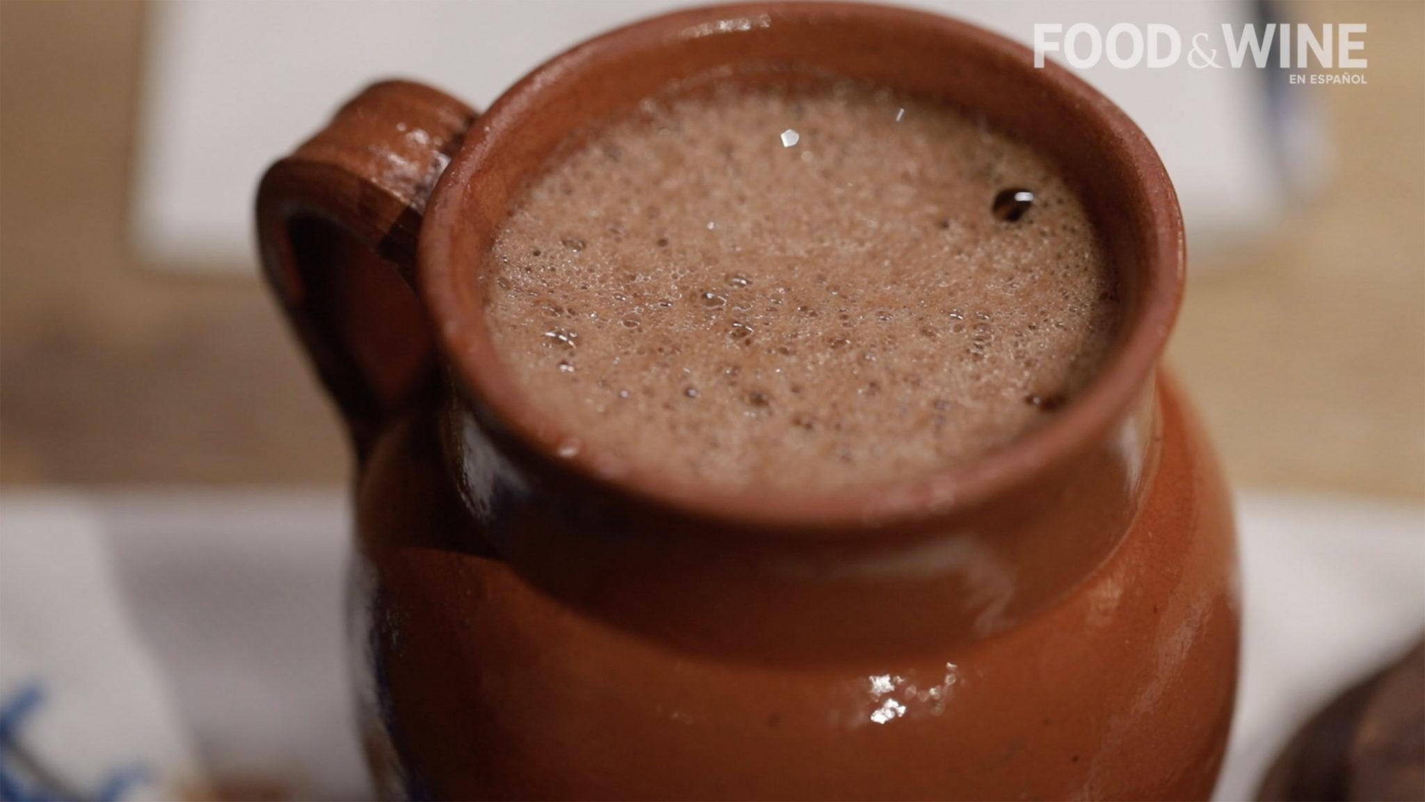 molinillo, cacao, chocolate oaxaqueño