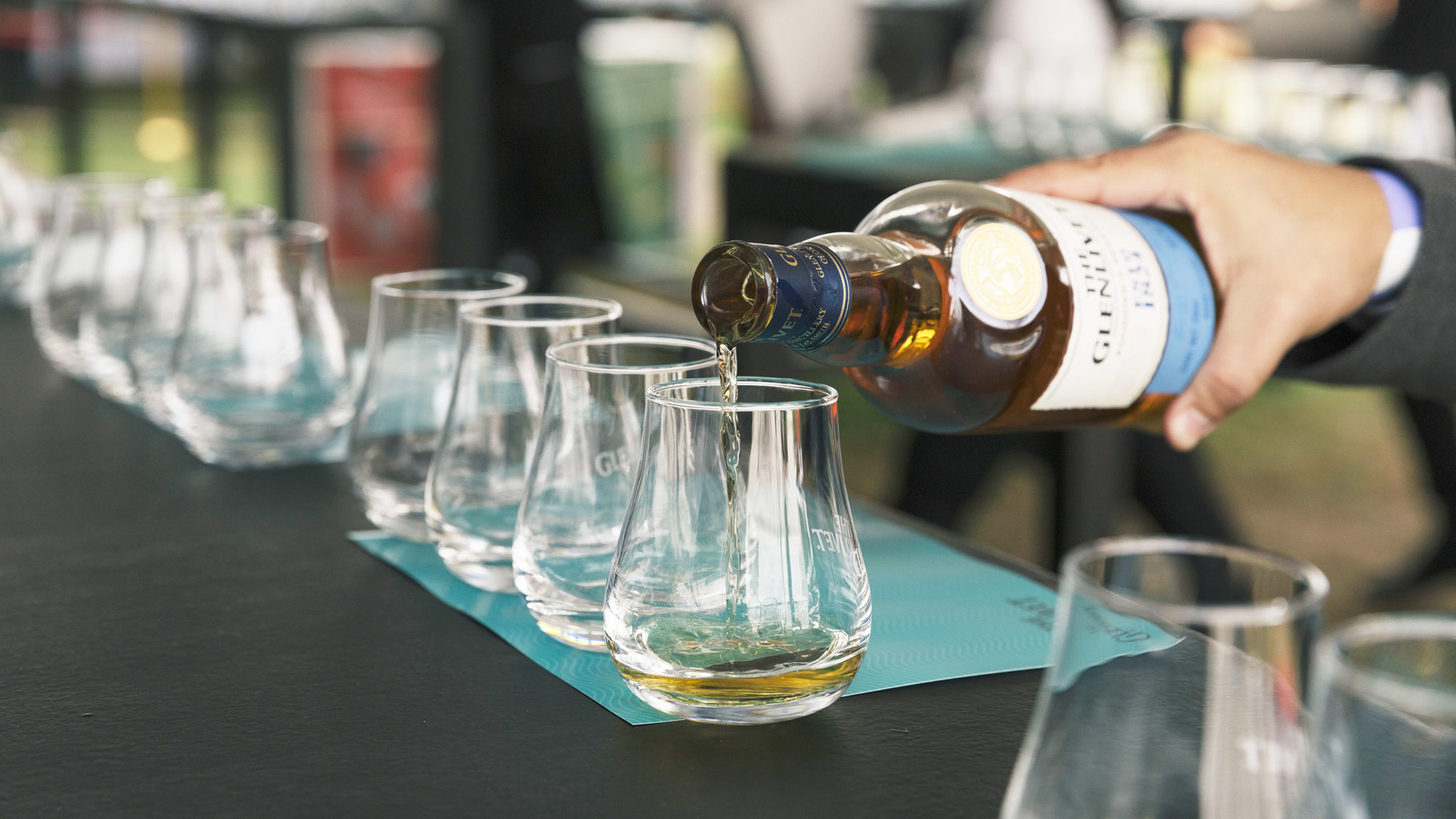 Glenlivet, whisky, The Glenlivet