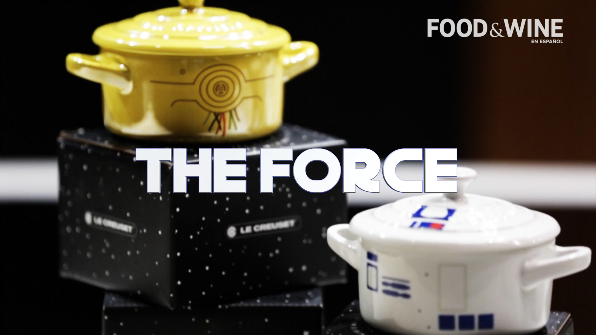 Star Wars, Le Creuset