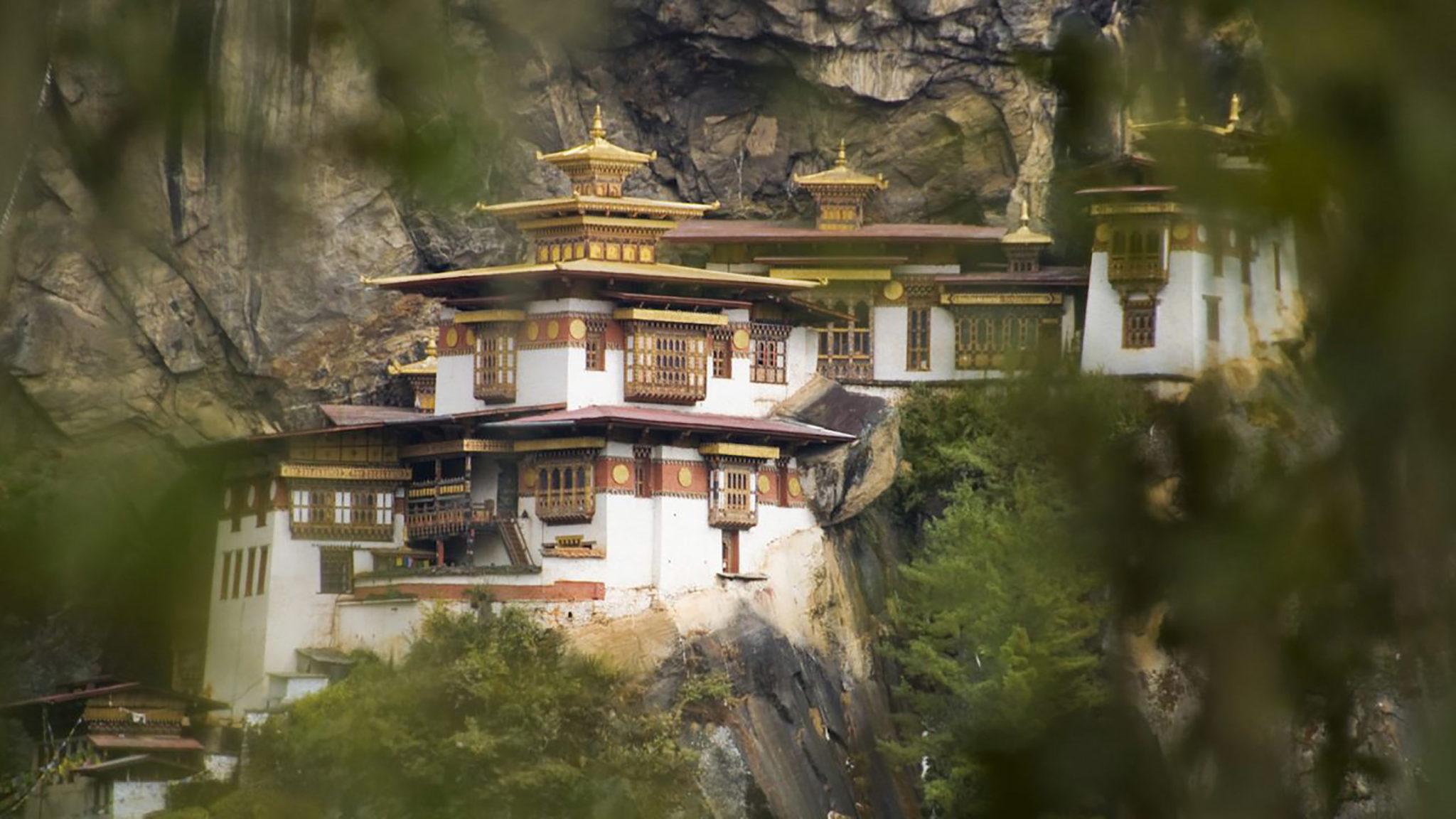 Bután, destinos 2020