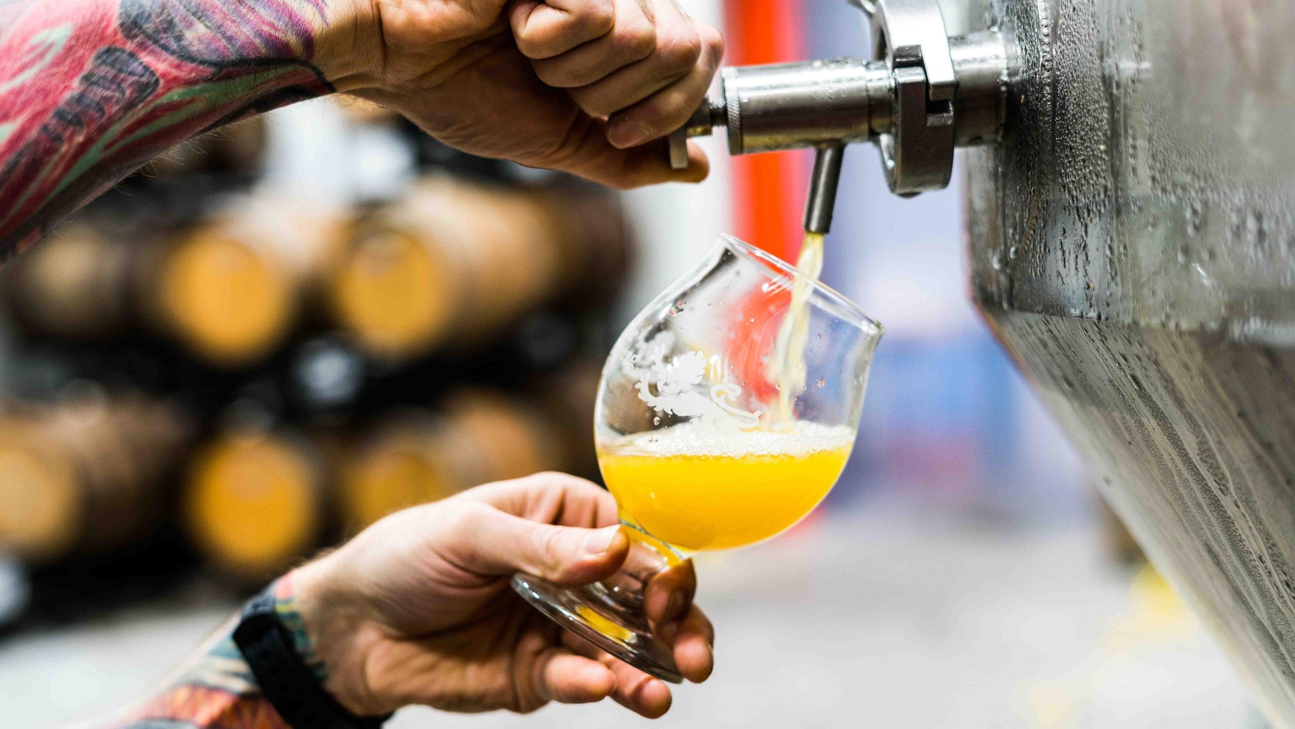 cervezas artesanales vs cervezas industriales