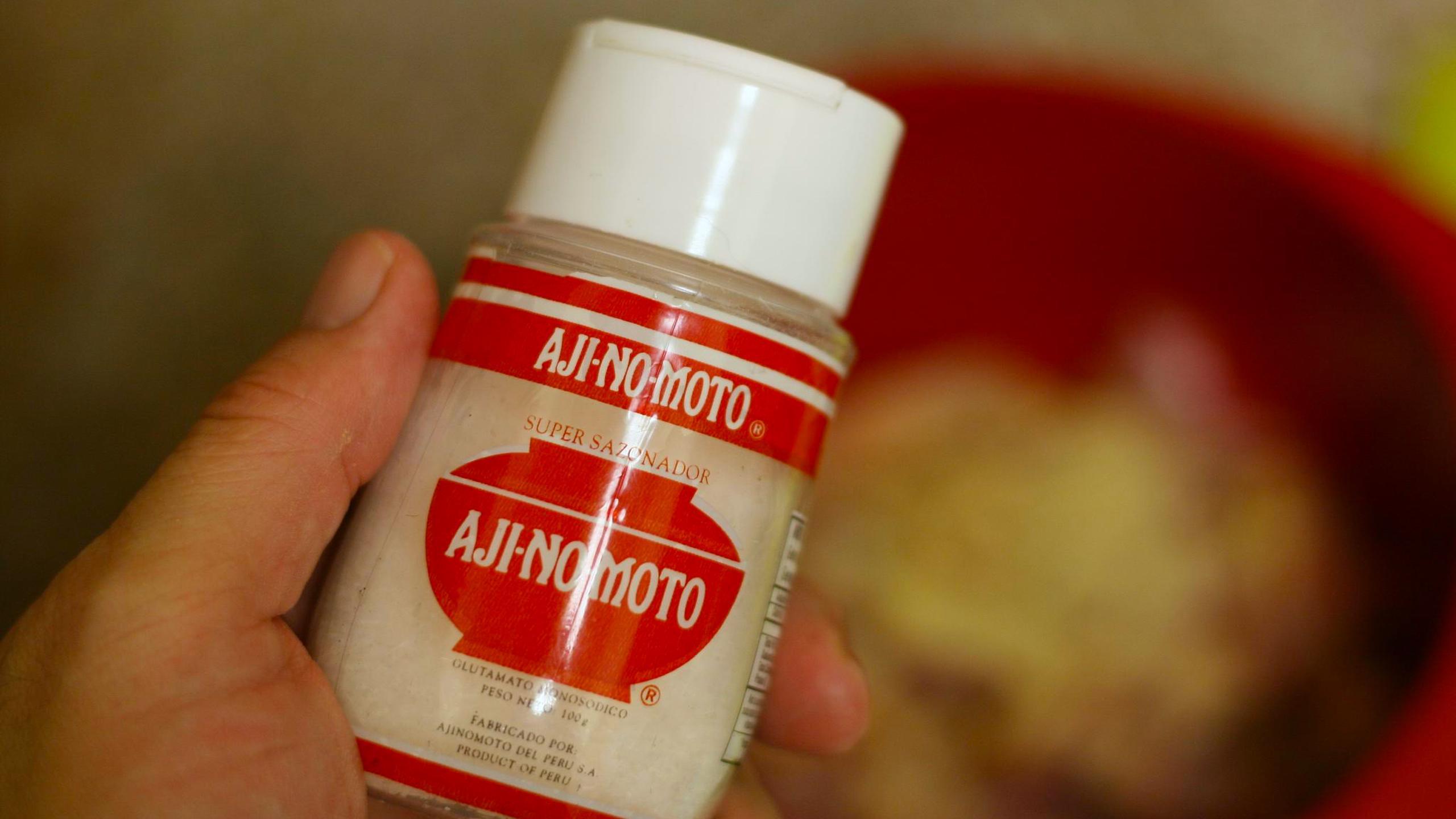 glutamato monosódico