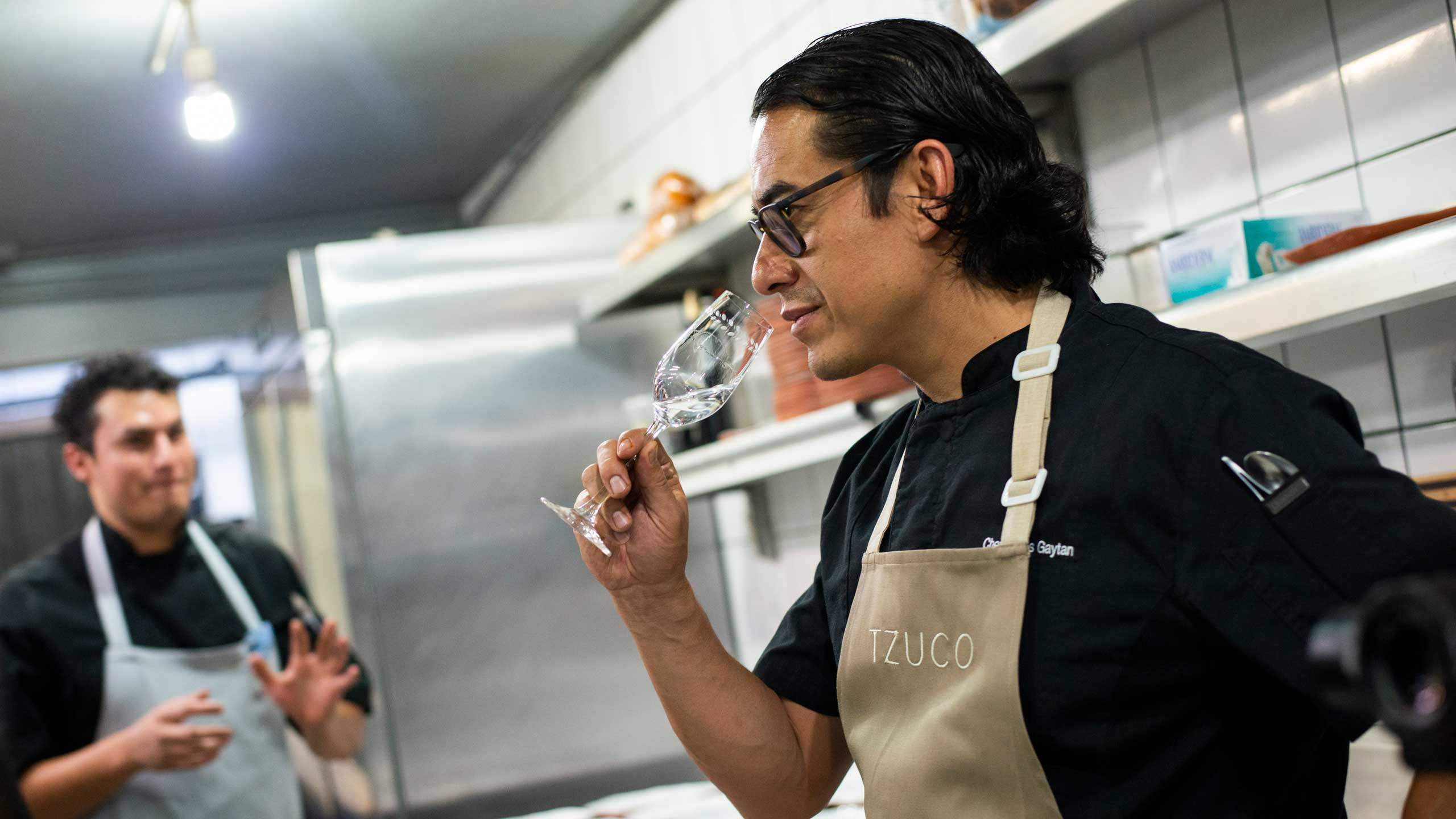 Carlos Gaytán, Tzuco, James Beard