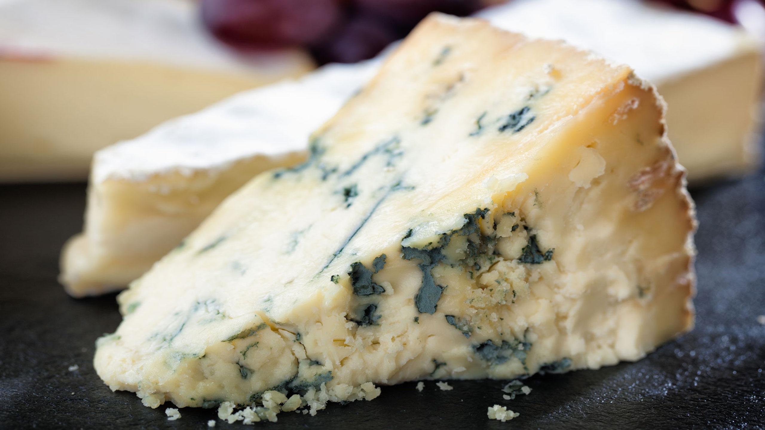 nutella y queso azul